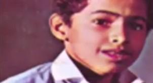 jorge celedon cuando era niño - 1