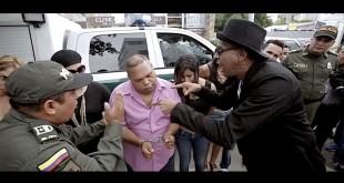 manager de farid ortiz capturado por la policia