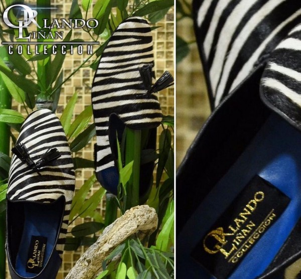 orlando liñán y su línea de zapatos - 2