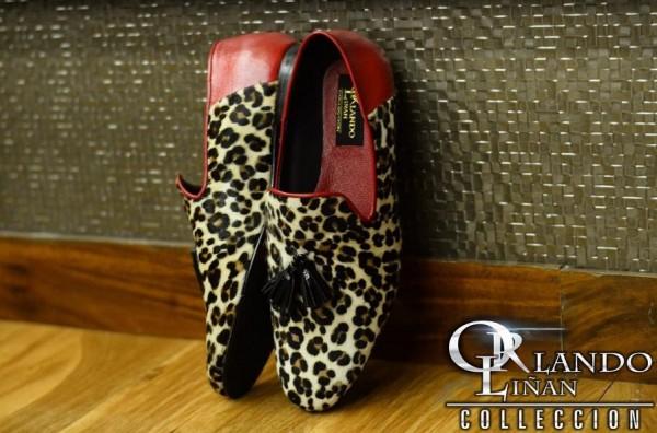 orlando liñán y su línea de zapatos - 3