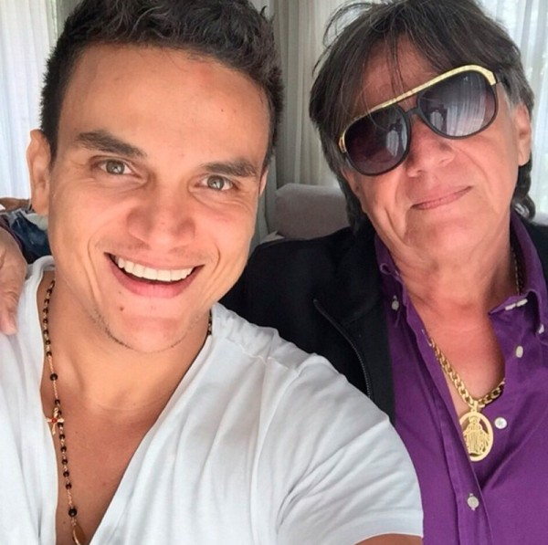 silvestre y william dangond