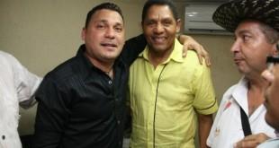 Jean Carlos Centeno con Israel Romero 01