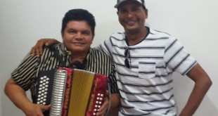 Farid Ortiz y Alvarito López