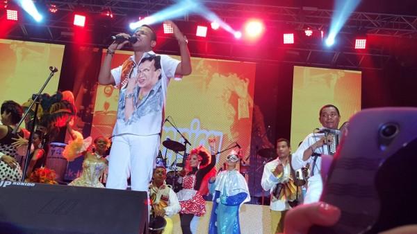 homenaje al vallenato en el festival de orquestas - 1