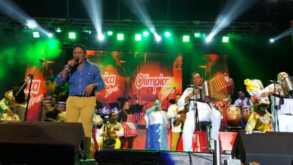 homenaje al vallenato en el festival de orquestas - 2
