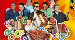 homenaje al vallenato - festival de orquestas 2016