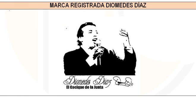 imagen diomedes diaz - marca registrada