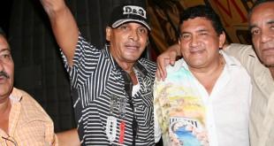 Farid Ortiz y Poncho Zuleta