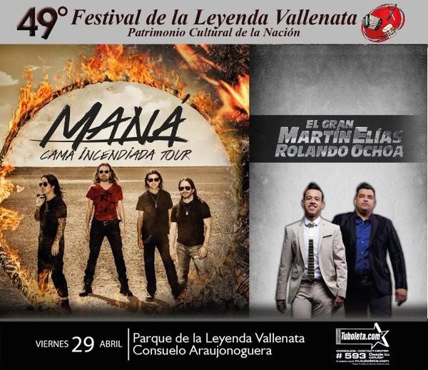 festival vallenato artistas 2016 - viernes 29 de abril