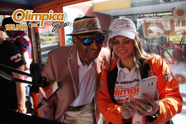 Farid Ortiz y Dalia Bernal