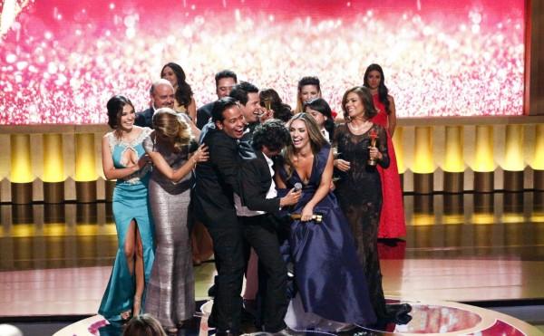 Ganadores Premios TvyNovelas 2016 - Diomedes 2