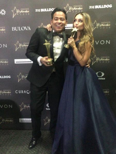 Ganadores novela Diomedes en Premios TvyNovelas 2016 (1)