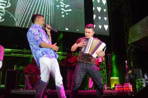 Jorge Celedón y Gustavo García panamá, estados unidos y guatemala