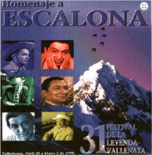 festival vallenato 1998 homenaje a rafael escalona