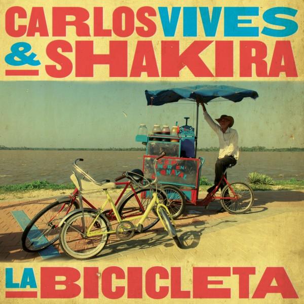 la bicicleta de carlos vives y shakira - cover