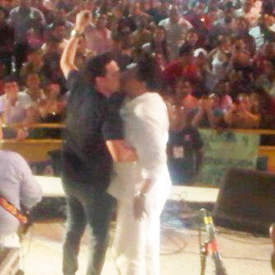 silvestre dangond y poncho zuleta besitos
