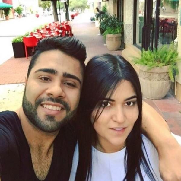 lucas dangond y su novia margarita vega - 3