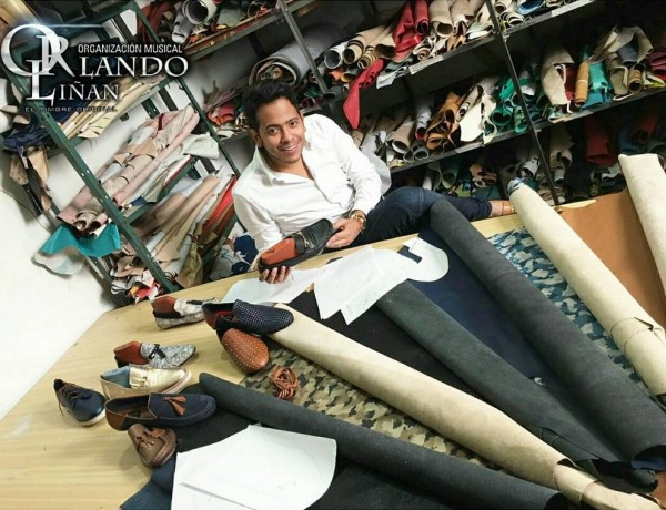 orlando liñán zapatos nueva colección