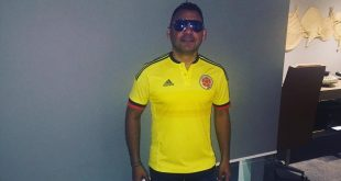 jean carlos centeno cantó el himno nacional de colombia